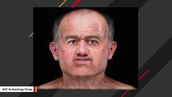 Behold The 600-Year-Old Man Reconstructed From Medieval Skull