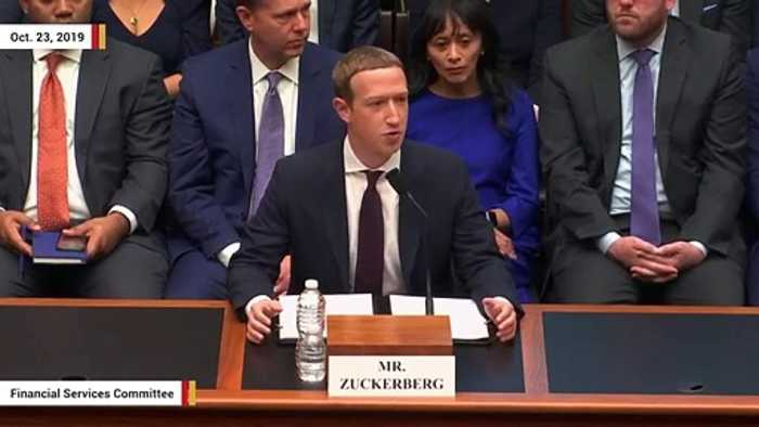 Mark Zuckerberg During Hearing: 'This Has Been A Challenging Few Years For Facebook'