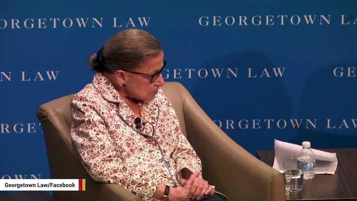 Ruth Bader Ginsburg Awarded $1 Million Berggruen Prize