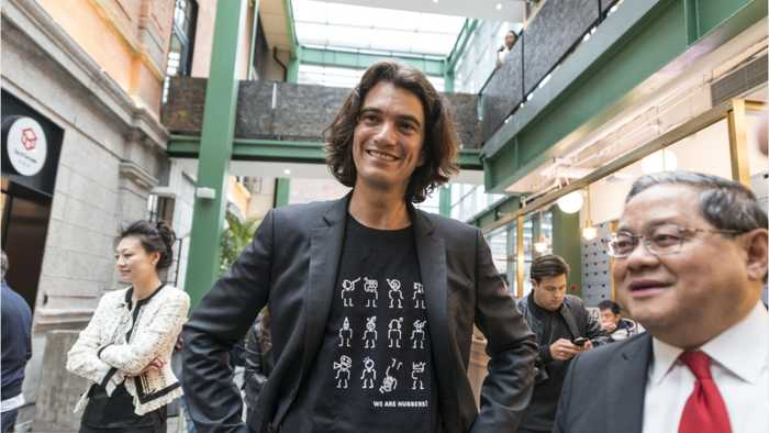 WeWork Cofounder Expected To Walk Away For $1.7 Billion