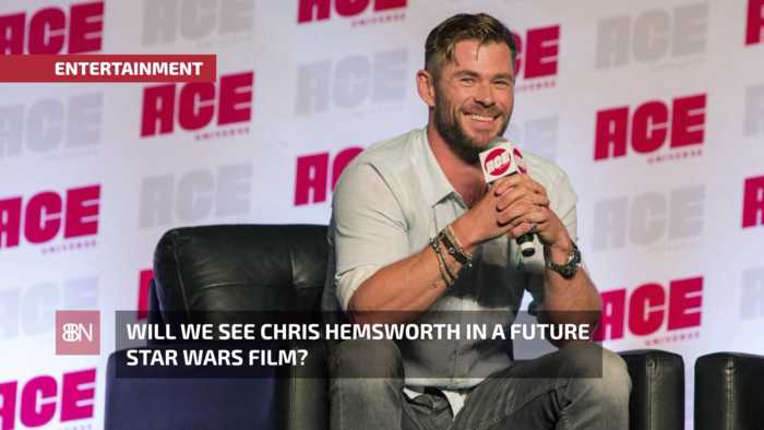 Could Chris Hemsworth Have A Star Wars Future
