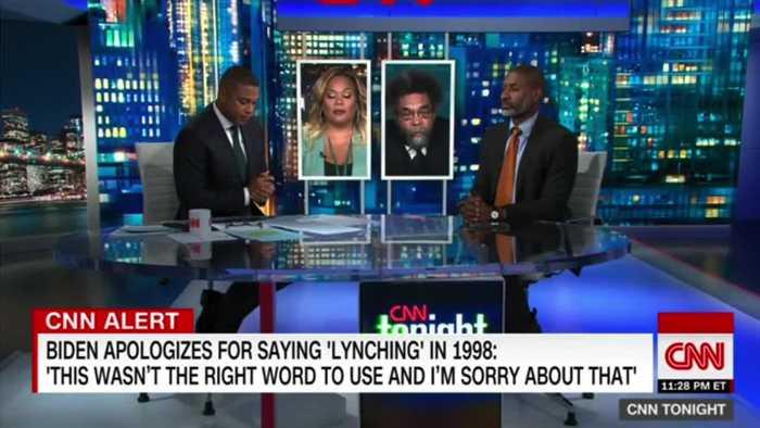Joe Biden said in 1998 that Clinton impeachment could be seen as 'partisan lynching'