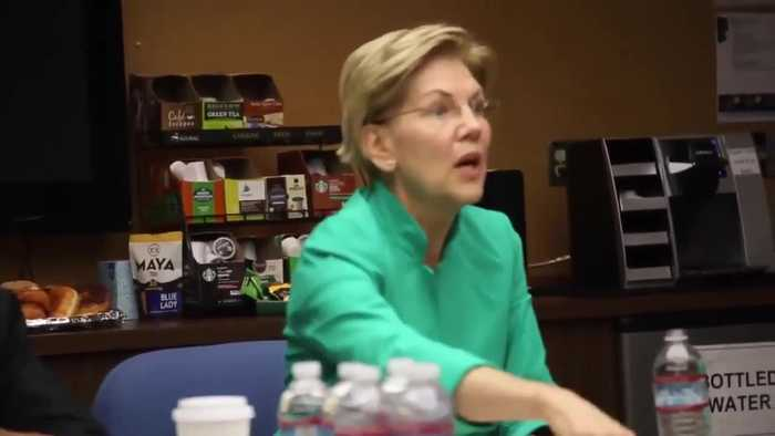 LEAKED: Elizabeth Warren Is Backing Away From Bernie's Medicare For All Plan