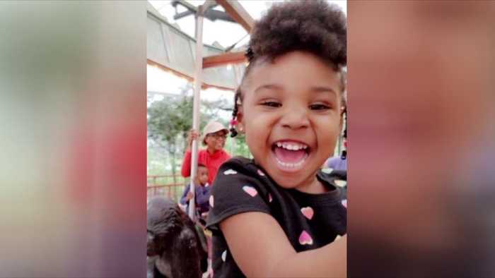 Remains of Kamille 'Cupcake' McKinney Found in Alabama Dumpster