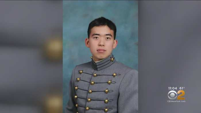 Missing West Point Cadet Identified