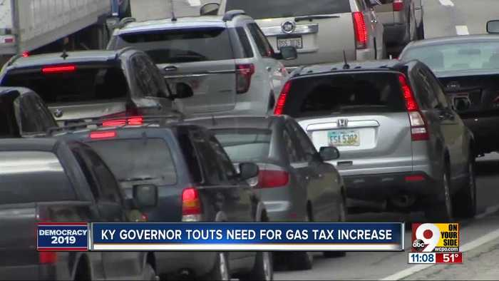 Matt Bevin could propose new gas tax to fund Kentucky infrastructure if re-elected