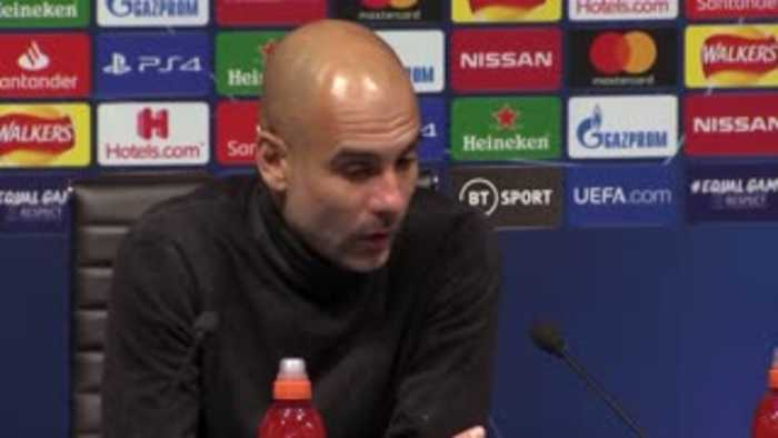 Pep: All the credit goes to Sterling