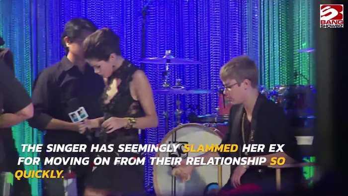 Selena Gomez blasts Justin Bieber on new song?