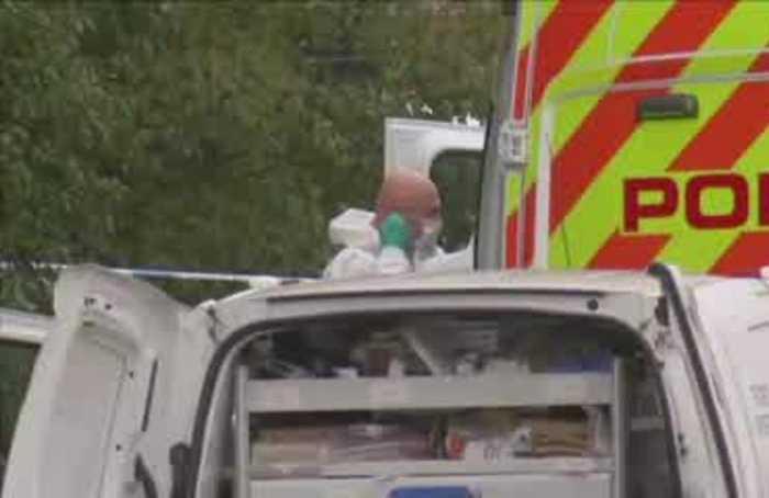 39 bodies found in UK cargo truck, driver arrested