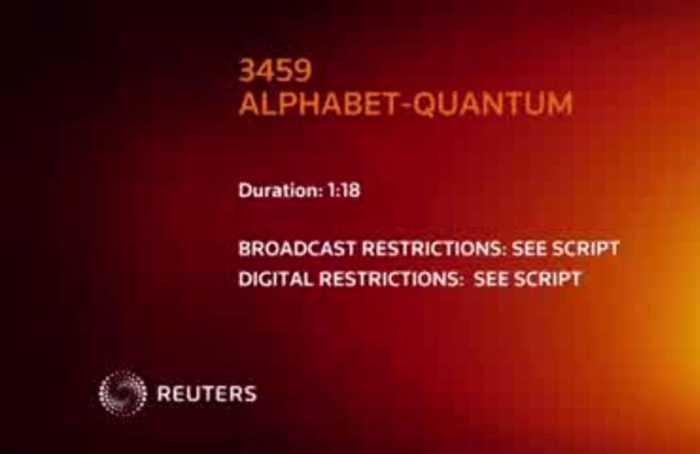 """Google claims """"quantum supremacy"""""""