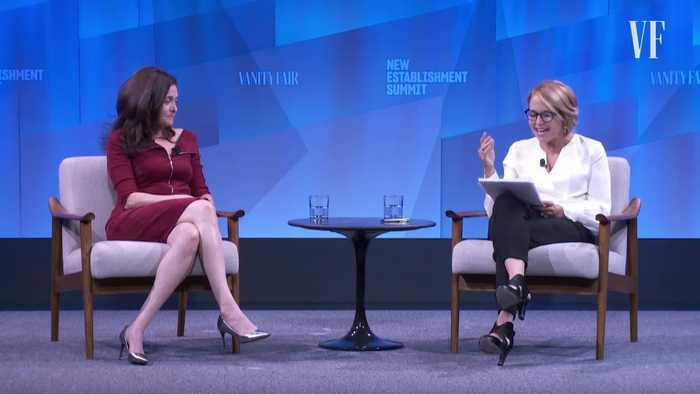 Putting a Best Facebook Forward With Sheryl Sandberg