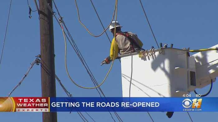 Dallas Officials Take On Massive Undertaking To Ensure Traffic Light Repairs