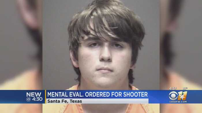 Texas Teen Charged In Mass Shooting To Get Another Psych Evaluation