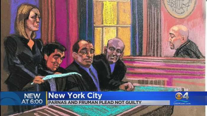 Giuliani Associates Plead Not Guilty To Campaign Finance Charges