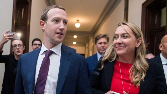 Congresswoman Asks Mark Zuckerberg To Go Through Same Conditions As Facebook Moderators