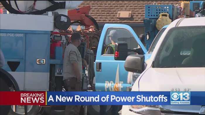 New Round Of Power Shutoffs