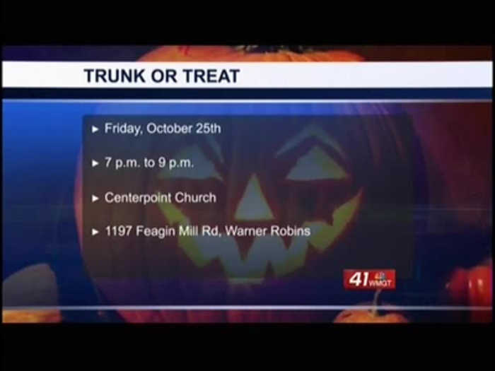 41Today interview: Trunk or Treat