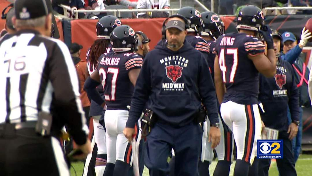 Bears Starting To Get Ready For Chargers