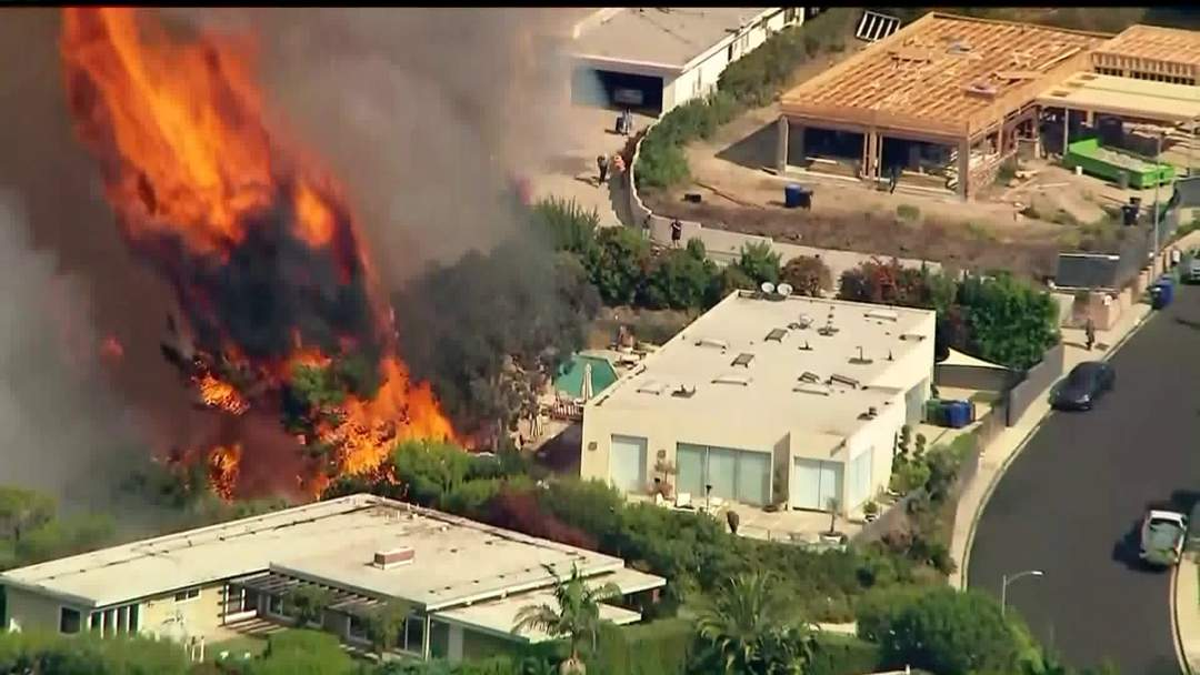 More Than 17,000 Customers Without Power as Critical Fire Weather Threatens SoCal