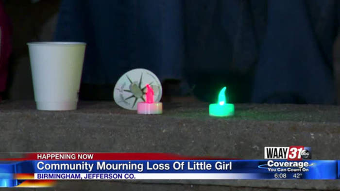 Vigil Held for Kamille 'Cupcake' Mckinney