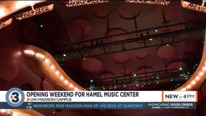 Opening weekend for Hamel Music Center