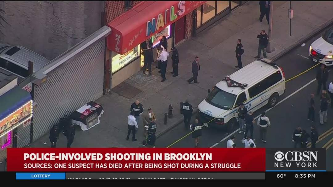 Suspect Dead After Brooklyn Police-Involved Shooting