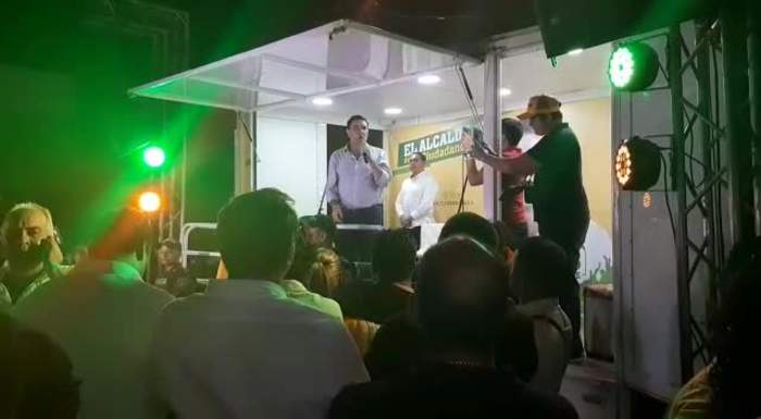 Juan Carlos Cárdenas, nuevo alcalde de Bucaramanga