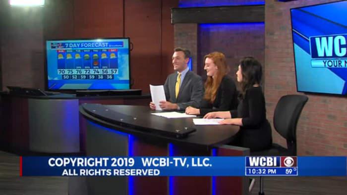 WCBI News at Ten - Saturday, October 26th, 2019