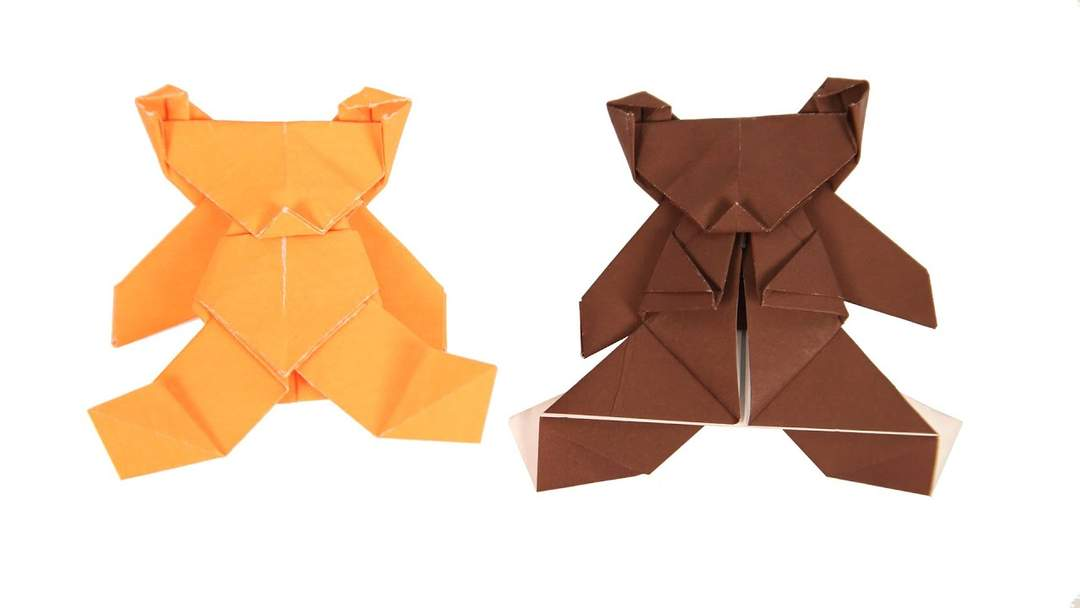 Cool Bull Origami Diagram   Tutoriel d'origami, Origami animaux ...   608x1080