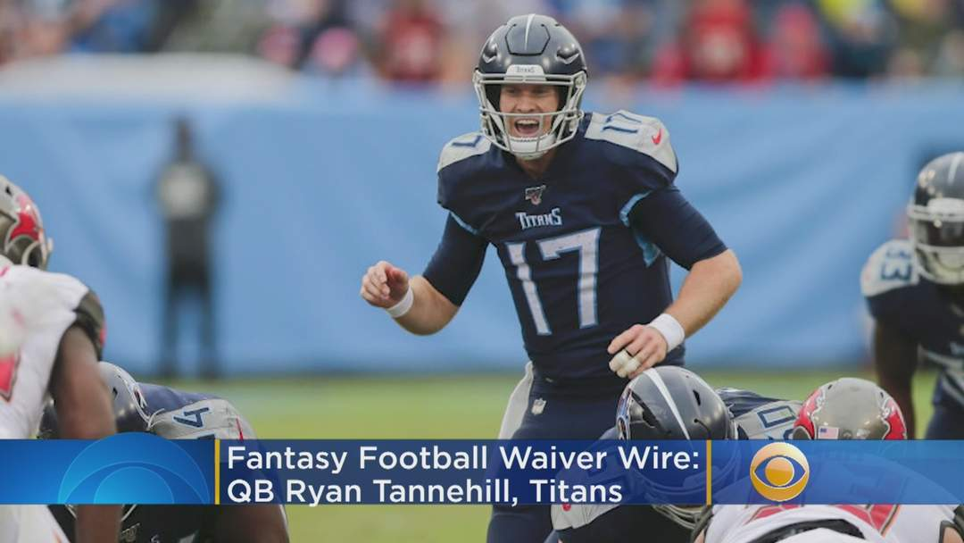 Fantasy Football Waiver Wire Week 9