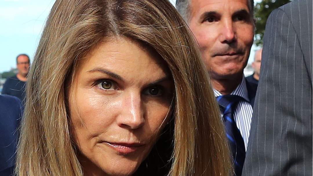 'She's Hit Rock Bottom': Friend Worries About Lori Loughlin's State Of Mind