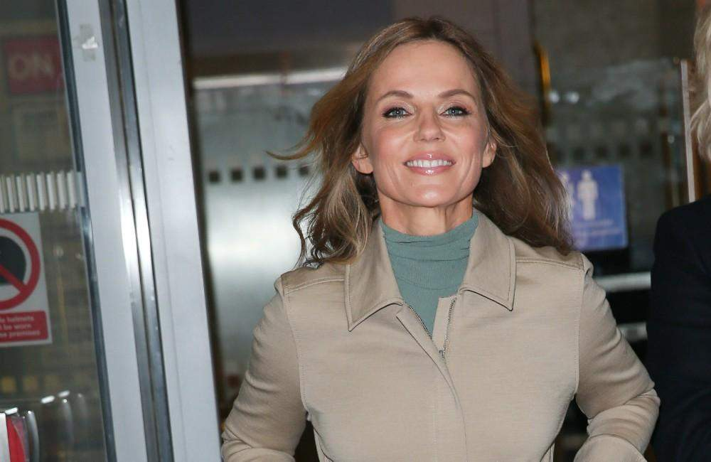 Geri Horner 'plans to become a YouTuber'