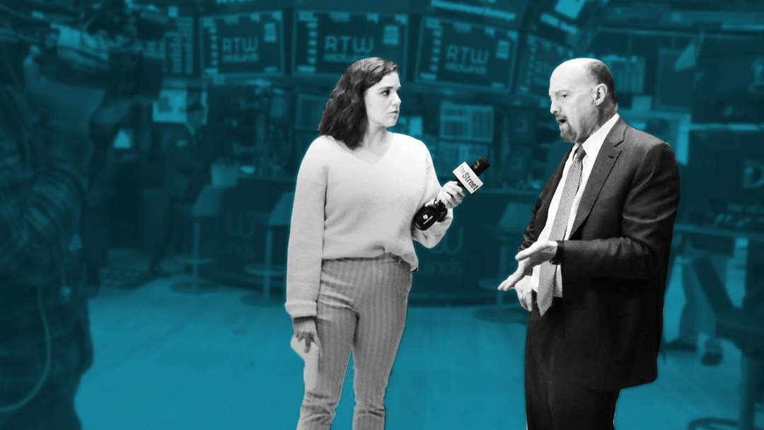 3 Cuts And You're Out? Jim Cramer on Jerome Powell, AMD and General Electric