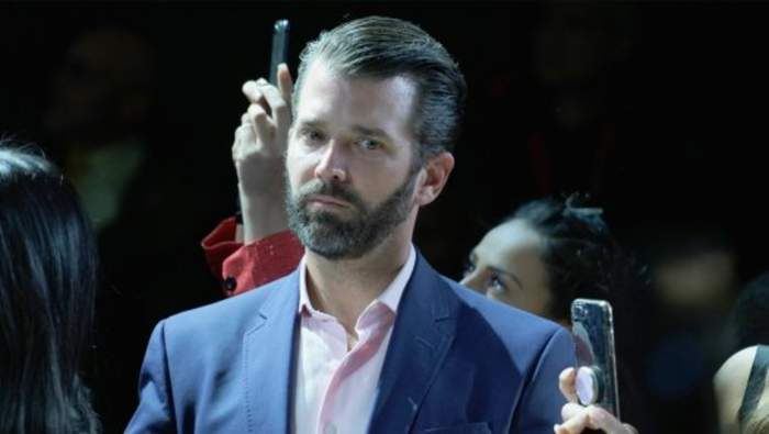 Millionaire Trump Jr. Wishes His Name was Hunter Biden, Saying He Could Then 'Make Millions'