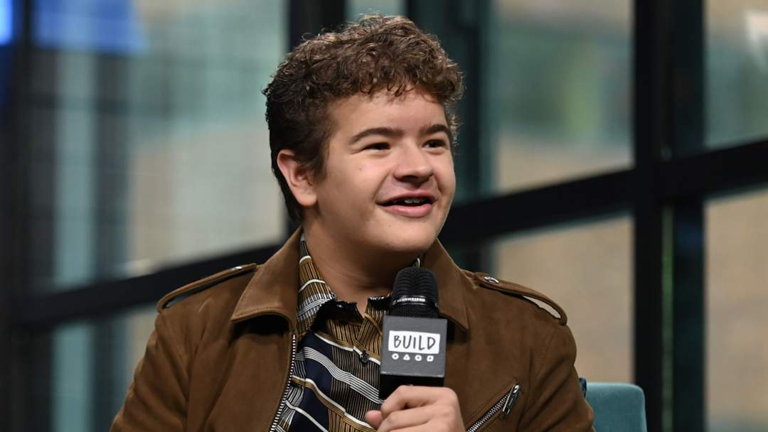 As Much As He Loves His Career, Gaten Matarazzo Is Dedicated To His Education Too