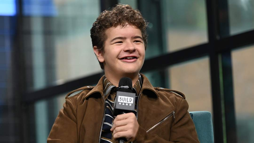 On-Set Or In Different States, Millie Bobby Brown Will Prank Gaten Matarazzo Anywhere