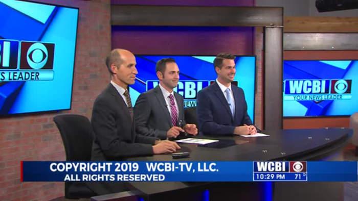 WCBI News at Ten - Wednesday, October 30th, 2019