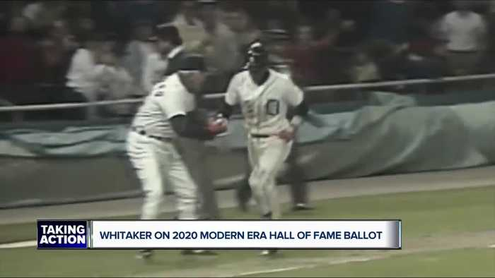 Another shot at the Baseball Hall of Fame: Lou Whitaker on 2020 Modern Era ballot