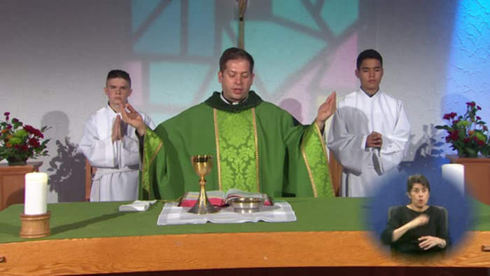 Apostolate to the Handicapped 11/3/19