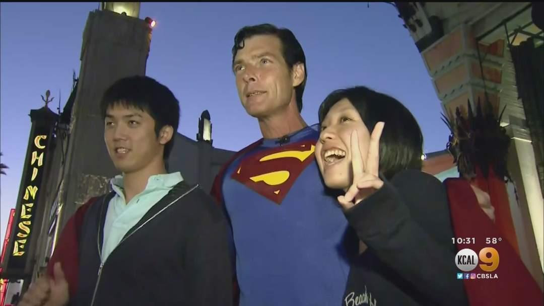 'Hollywood Superman' Christopher Dennis, Longtime Walk Of Fame Fixture, Dead At 52