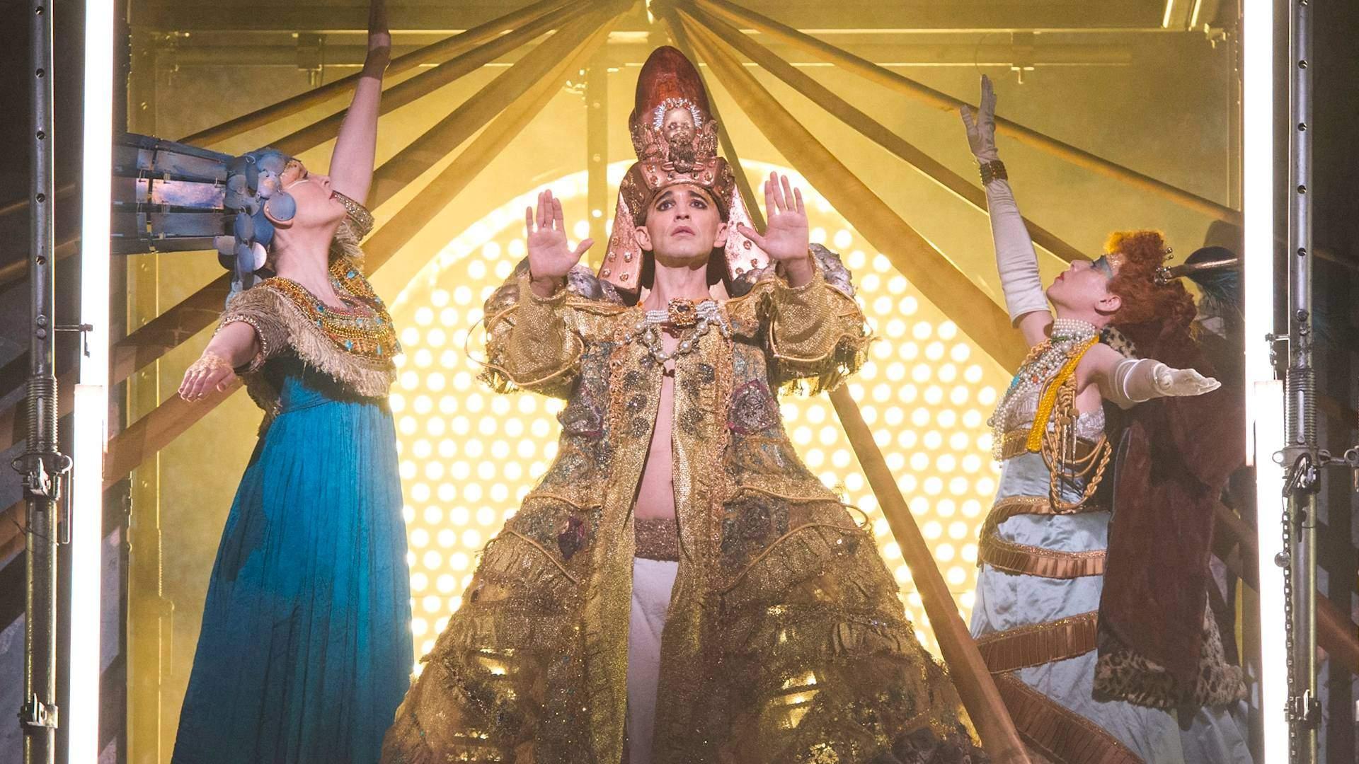 Akhnaten Met Opera 2019 Featurette One News Page Video