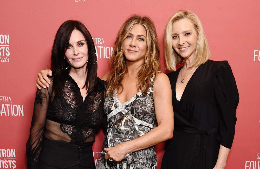 Jennifer Aniston grateful for 'iconic' Friends