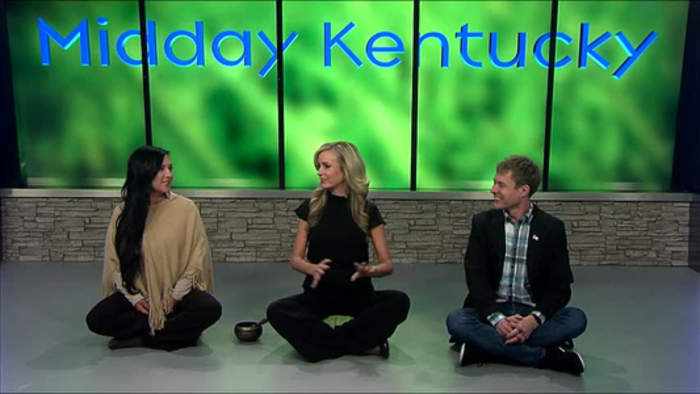 Meditation with Melissa Carver - One News Page US VIDEO