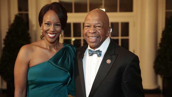 Widow Of Elijah Cummings Running To Succeed Him In Congress
