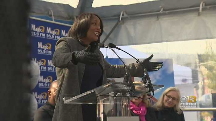 Maya Rockeymoore Cummings Resigns As Md. Dem Party Chair Ahead Of 'Special Announcement'