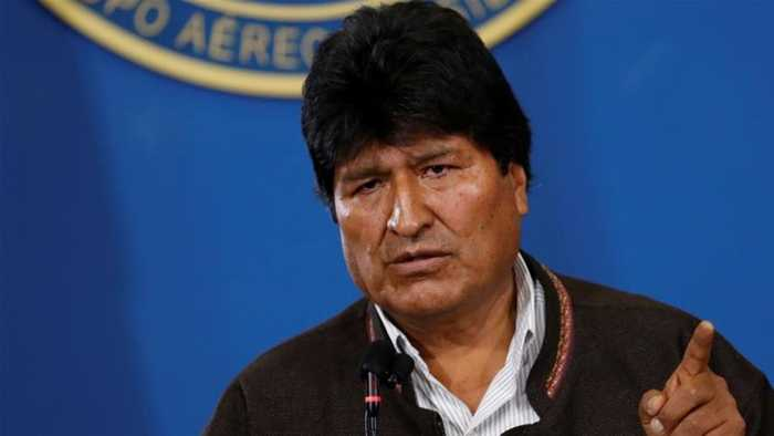 Evo Morales leaves Bolivia for Mexico amid violent unrest