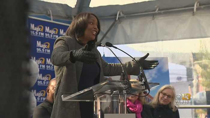 Maya Rockeymoore Cummings Announcing Run For Congress, Reports Say