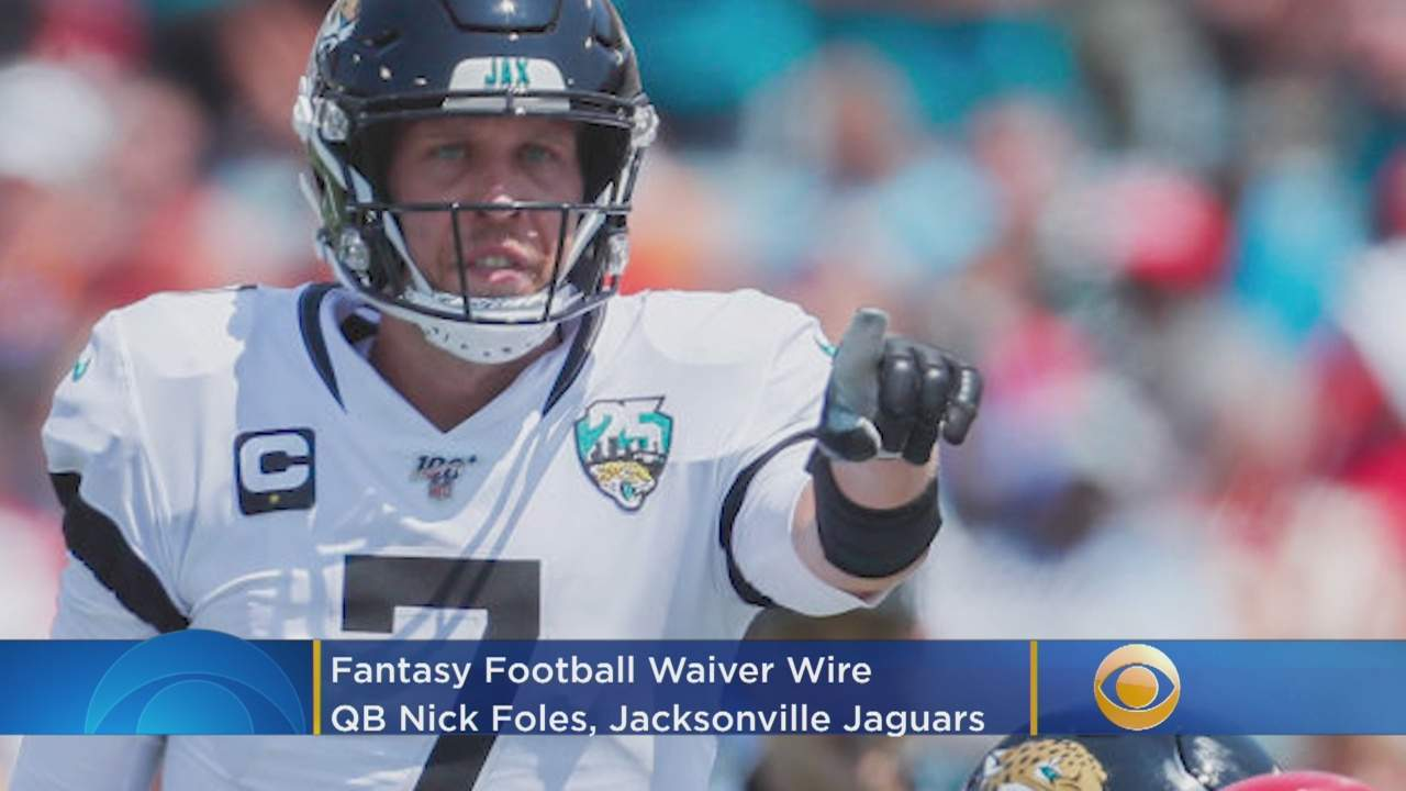 Fantasy Football Waiver Wire Week 11