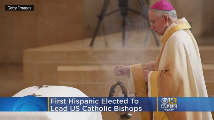 LA's Gómez Elected First Hispanic Elected To Lead US Catholic Bishops