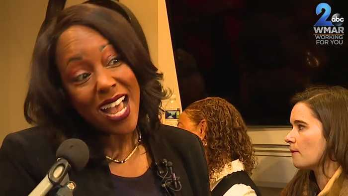 Maya Rockeymoore Cummings stands by dog whistle remarks about Gov. Larry Hogan